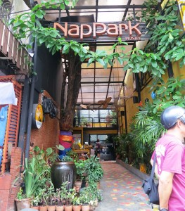 "This is our ""go-to"" hostel when we go to Bangkok"